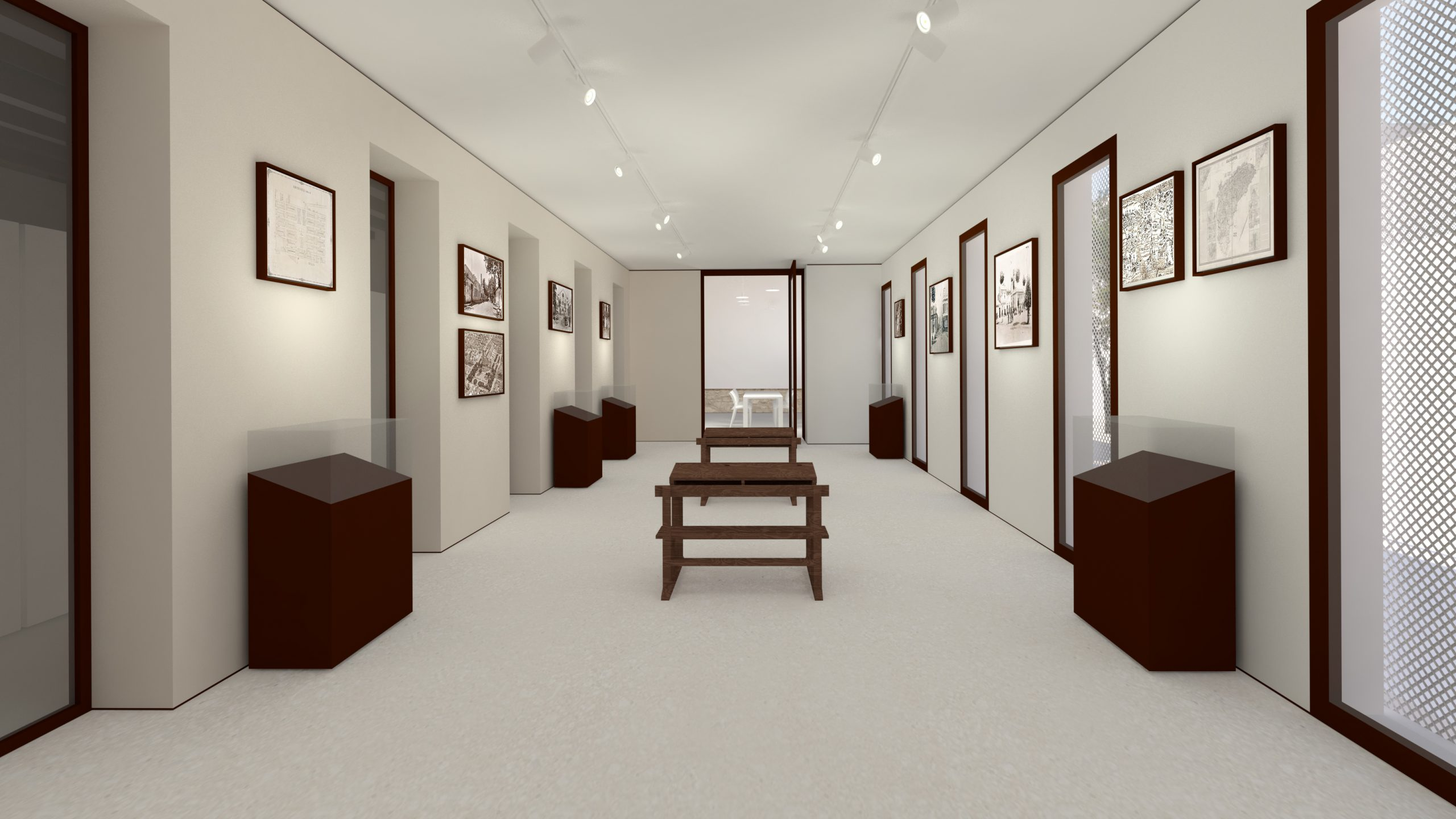 NAYA arquitectos alicante archivo municipal almoradi ampliación